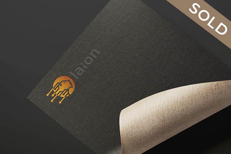 Lion logo design by DAINOGO