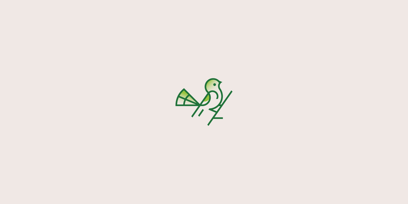Bird logo design for sale
