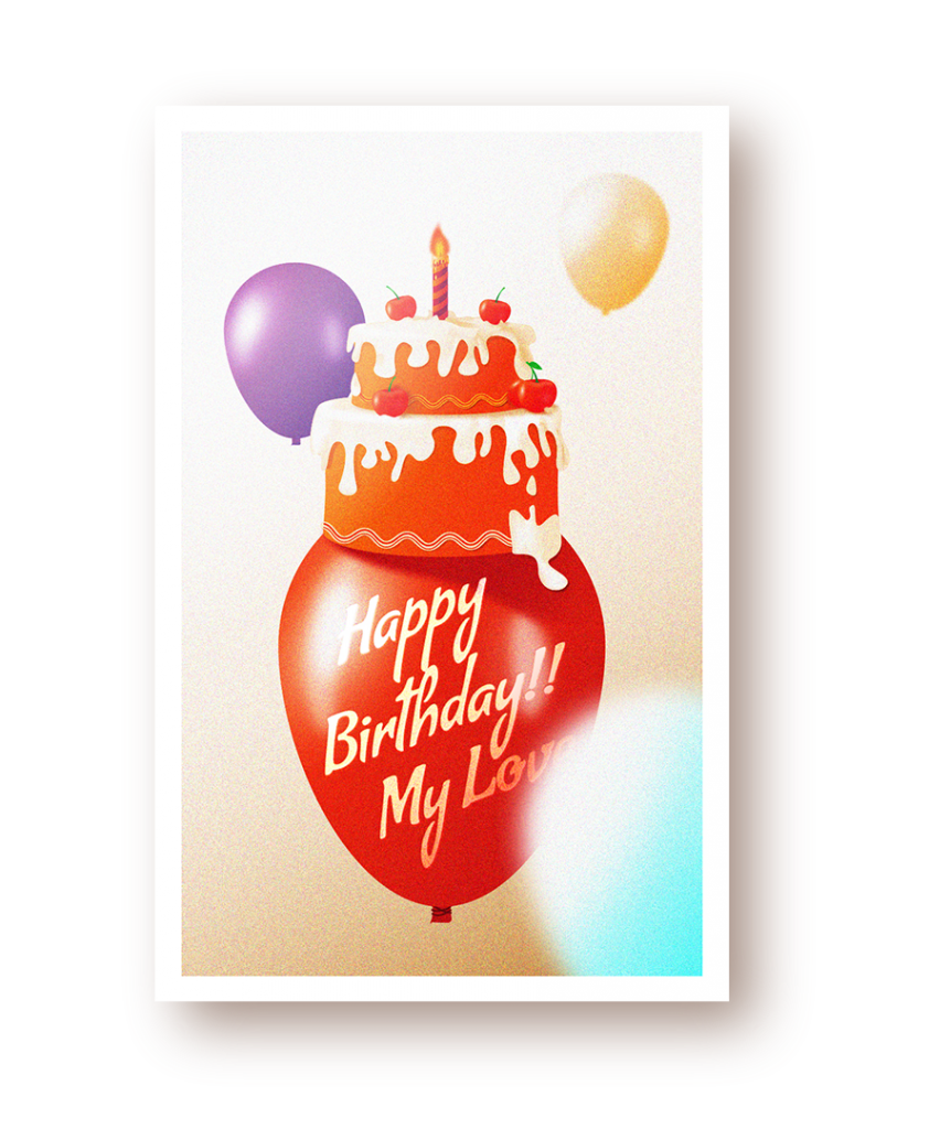 Free download happy birthday e-card