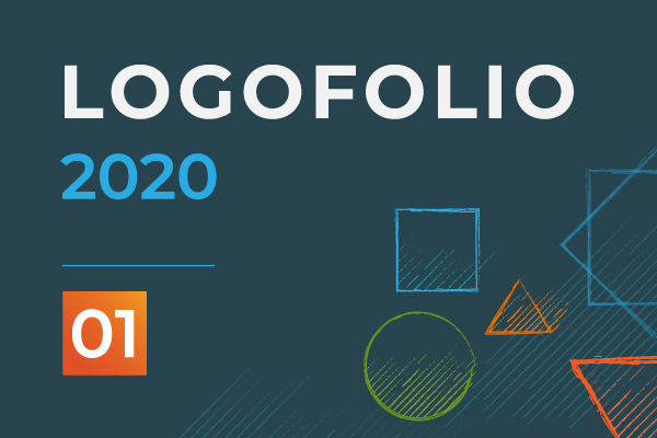 Logofolio 2020 - Logo design and marks portfolio by DAINOGO