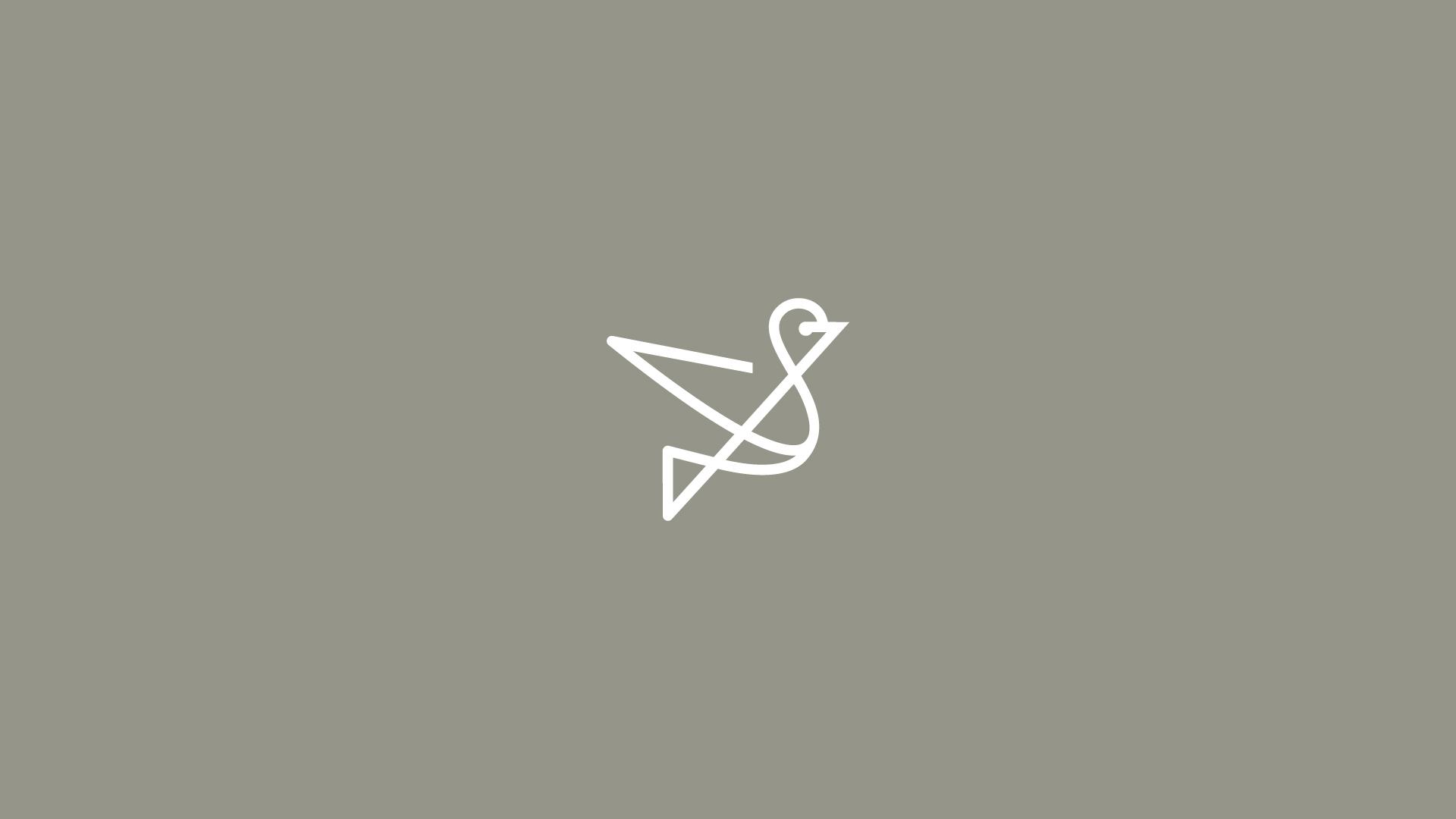 Art & creative bird logo