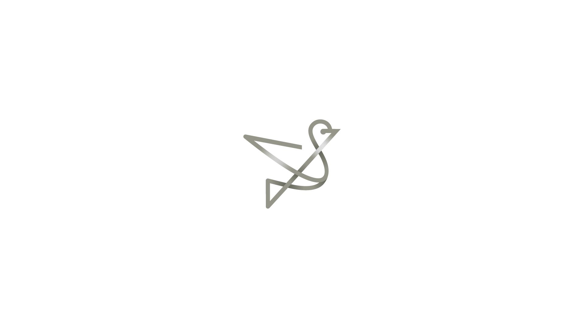 Bird logo design by DAINOGO - For sale