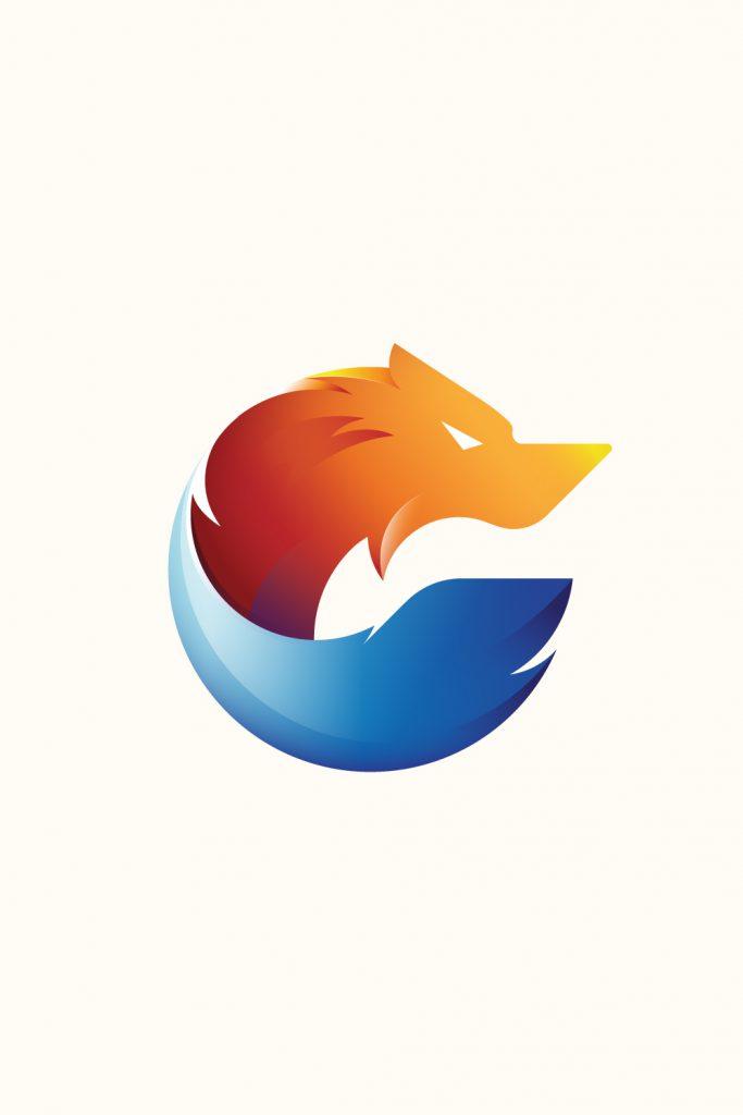 Wolf - Animal logos